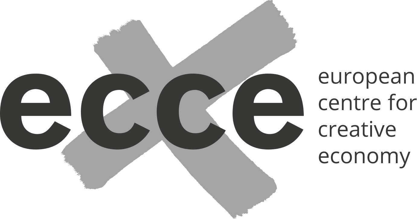 Logo european centre for creative economy