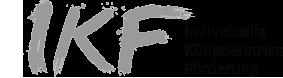 Logo Individuelle Künstlerinnen Förderung