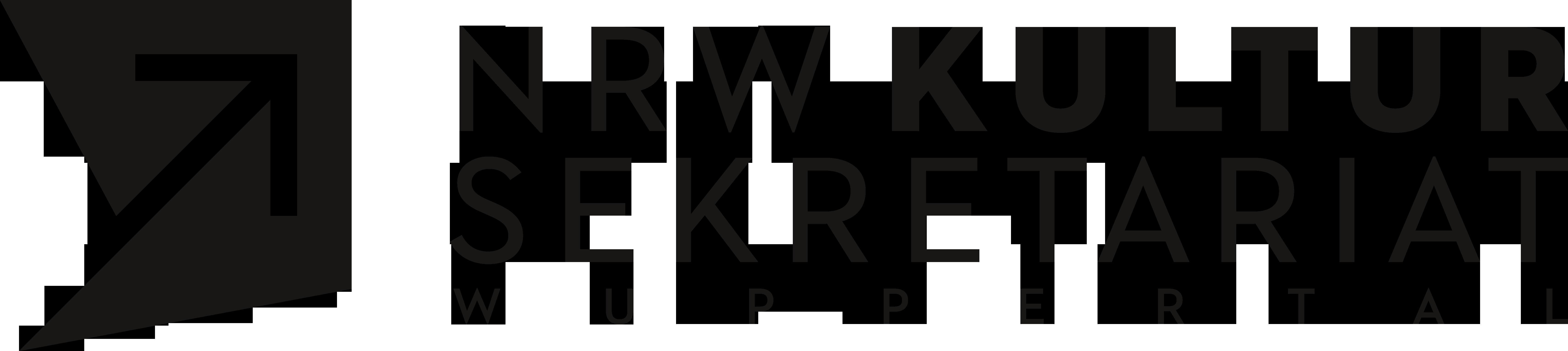 Logo NRW Kultur Sekretariat Wuppertal